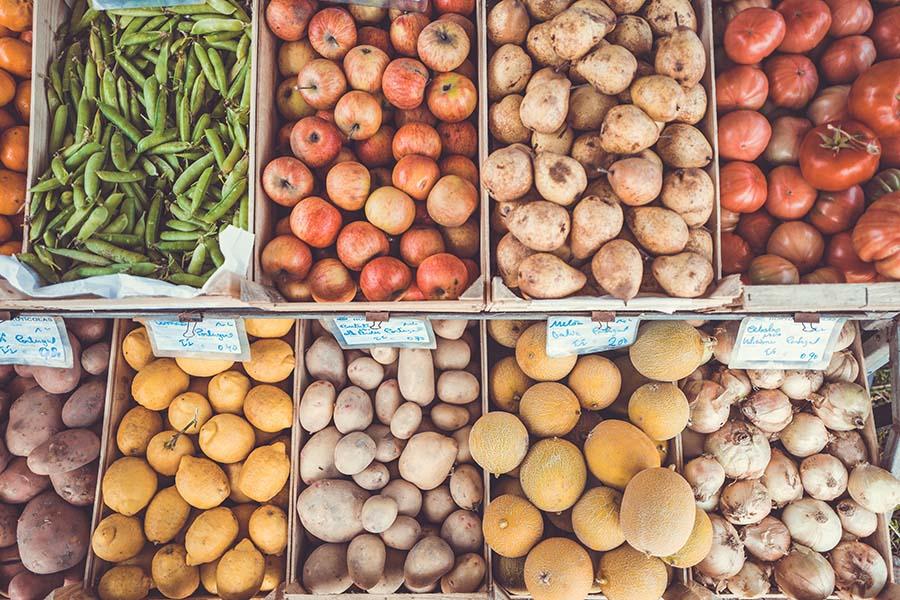 Natural Diet Vegetables