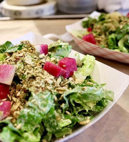 Proper Nutrition Salad