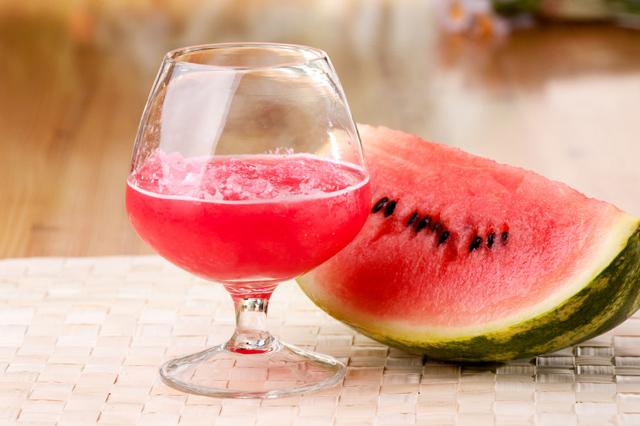Watermelon Vegan Smoothie