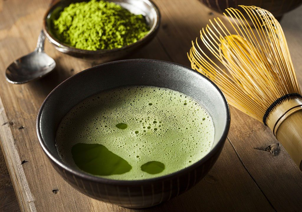Incredible Benefits Drinking Green Tea
