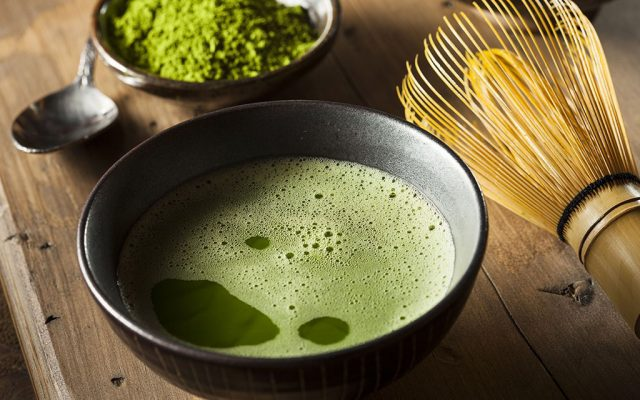 Incredible Benefits Drinking Green Tea