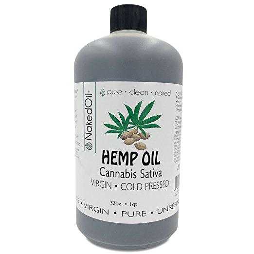 Hemp Oil Pure