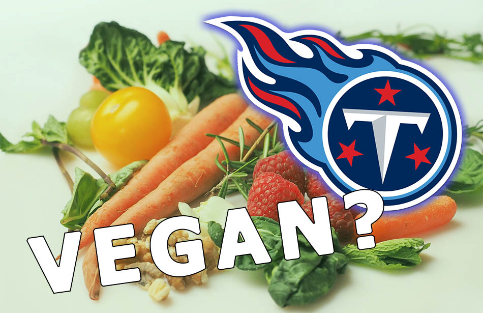 Tennessee Titans Vegan Lifestyle