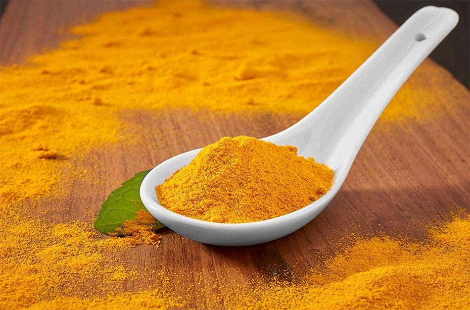 Turmeric Natural Flu Remedy