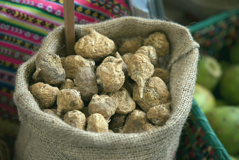 Maca Root for Prostate