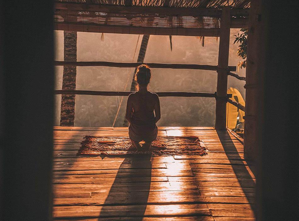 Meditation Mental Control Wellness