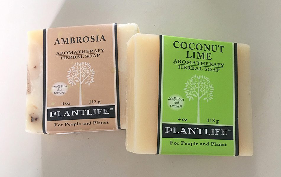 Best Vegan Herbal Soap Plantlife