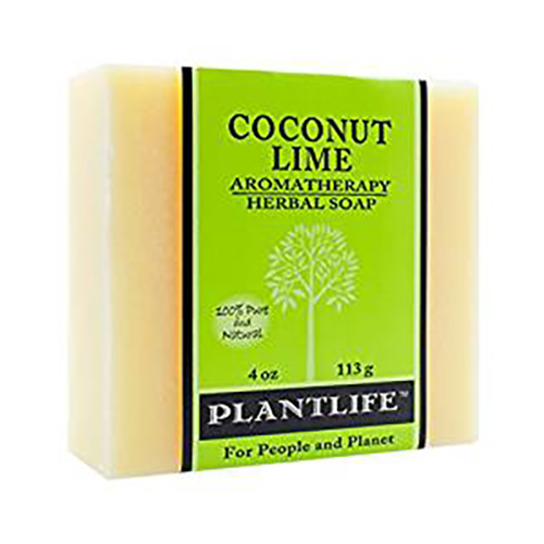 Vegan Herbal Soap Coconut Lime