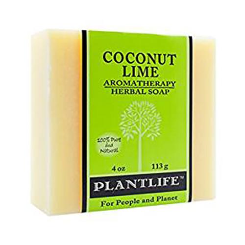Vegan Herbal Soap Coconut Lime