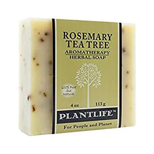 Vegan Herbal Soap Roosemary Tea Tree