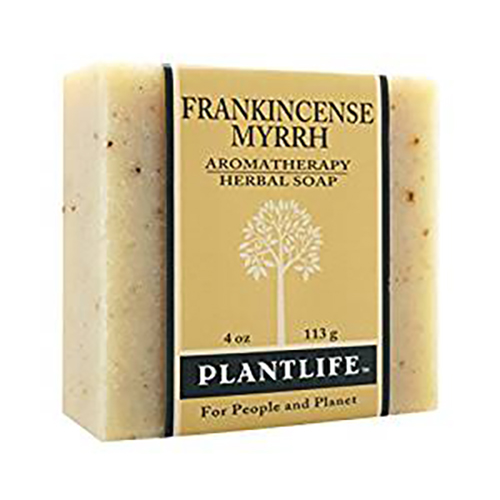 Vegan Soap Frankincense and Myrrh