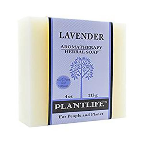Vegan Soap Lavender Plantlife