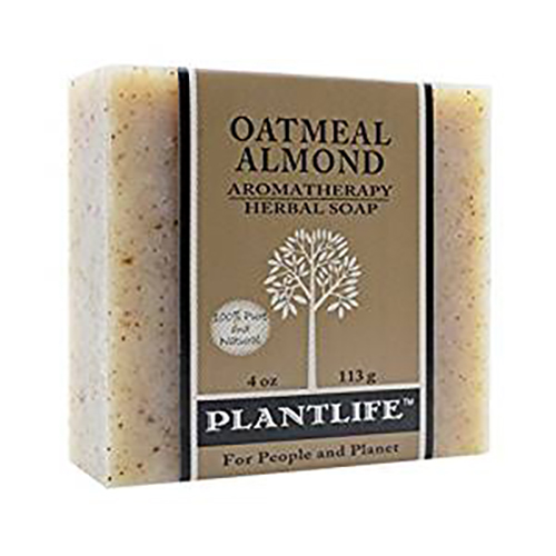 Oatmeal Almond Plantlife Soap