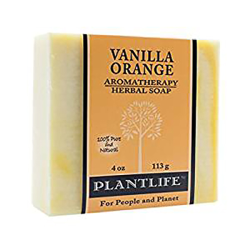 Vegan Soap Vanilla Orange