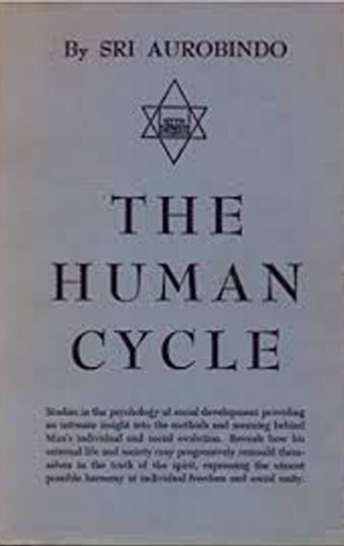 Human Cycle Sri Aurobindo