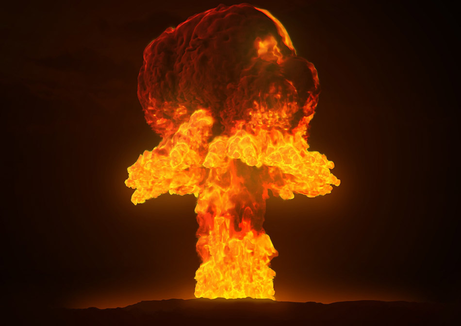 Implosion of Nuclear Society