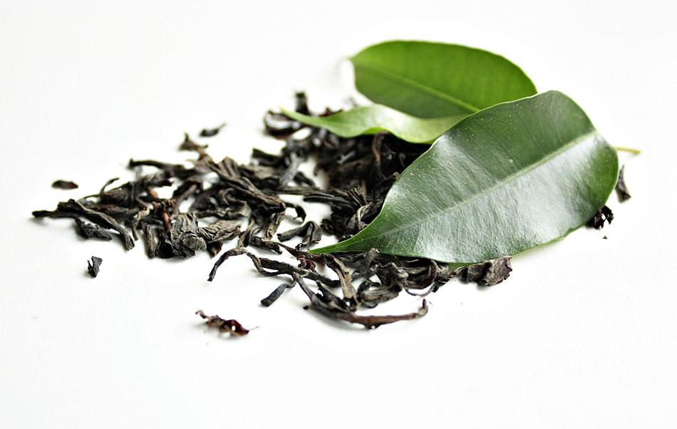 Green Tea Leaf Nootropic