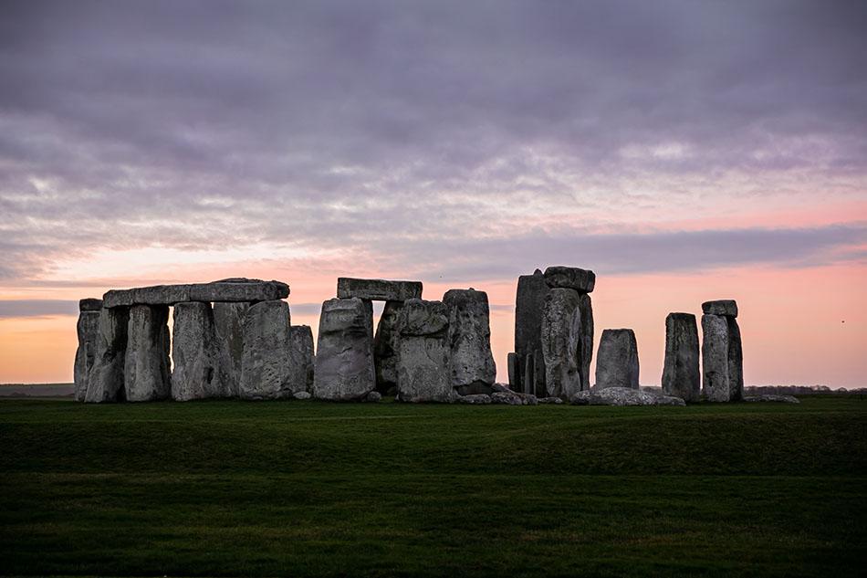 Stonehenge Ley Line