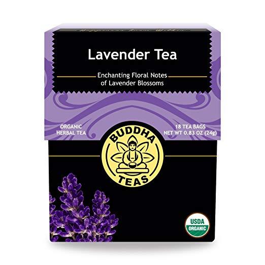 Lavender Tea For Insomnia