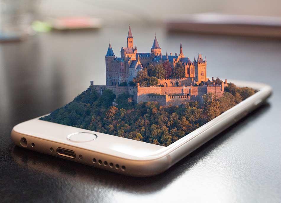 mobile phone imagination magick
