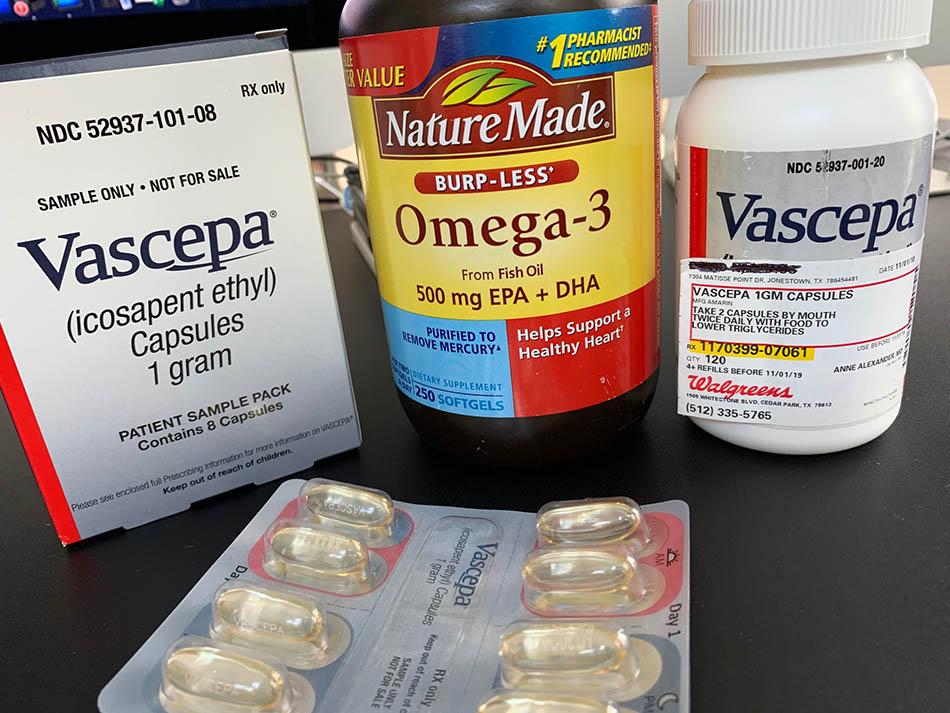 Over the counter vs prescription fish oil