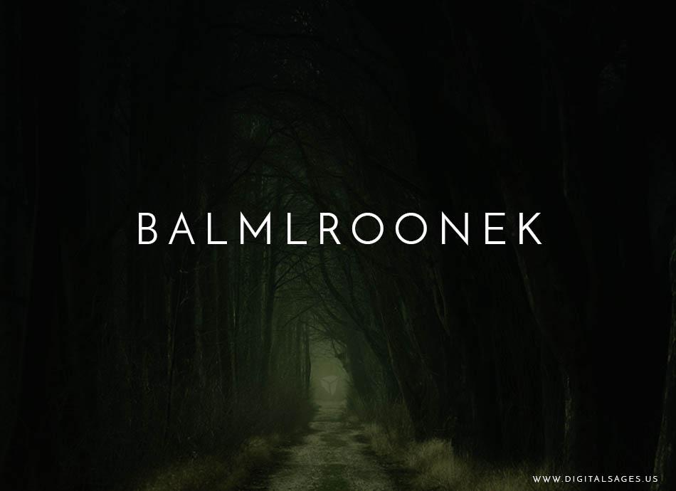 Balmlroonek