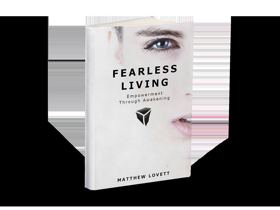 Fearless Living by Matthew Lovett