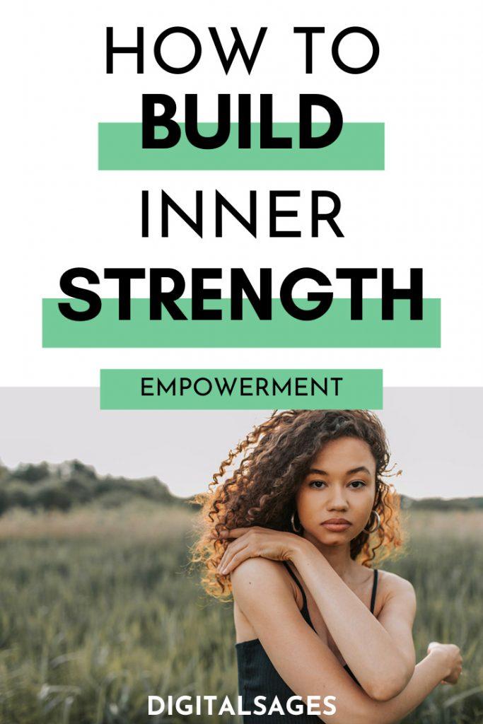 Inner Strength Pin
