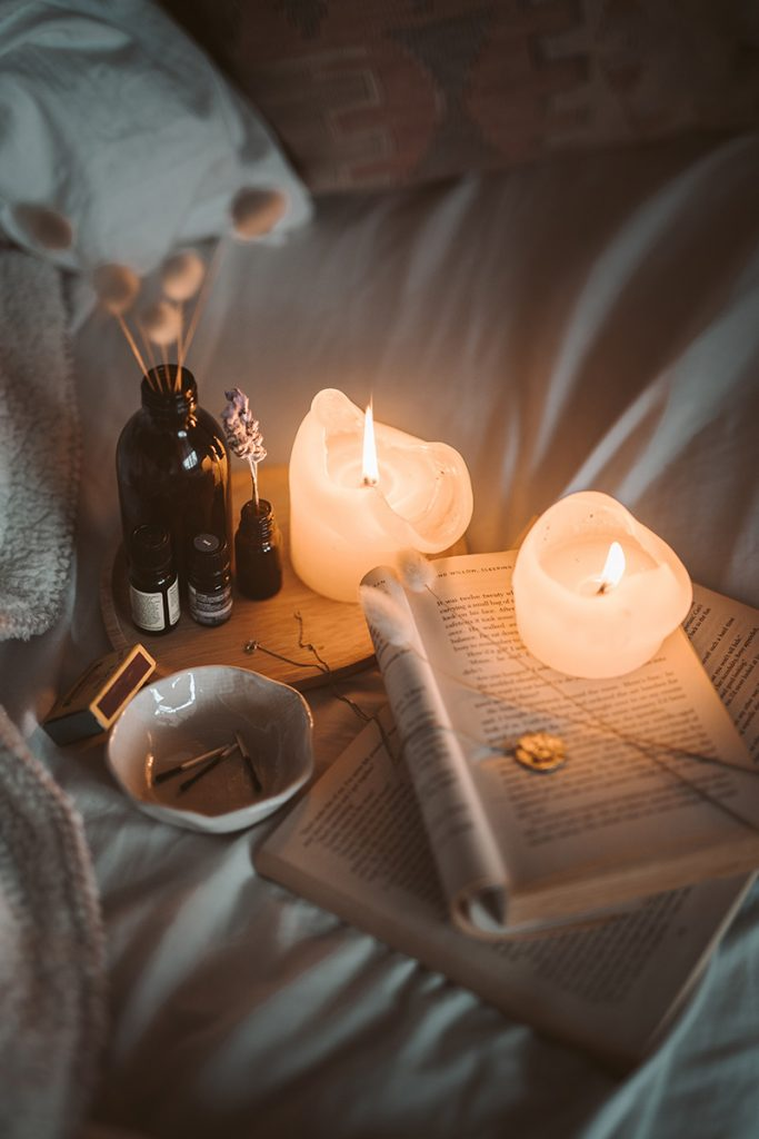 Using Candles For Positive Energy