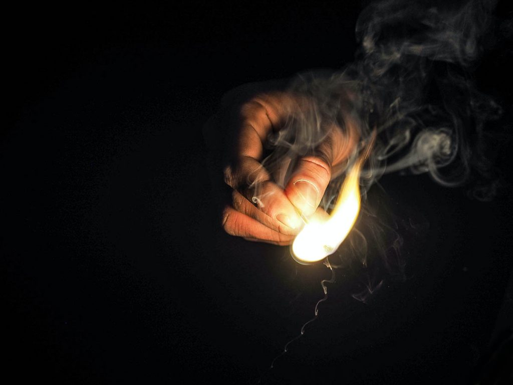 Fire Meditation Benefits