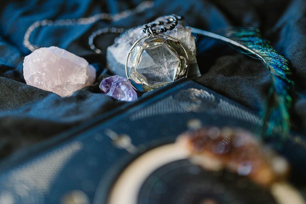 Crystals for Manifestation