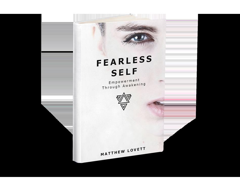Fearless Self Book By Matthew Lovett