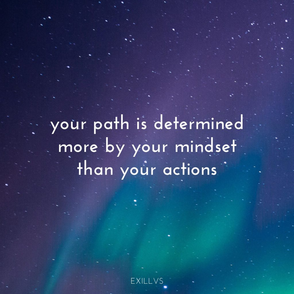 Spiritual Quote Your Path