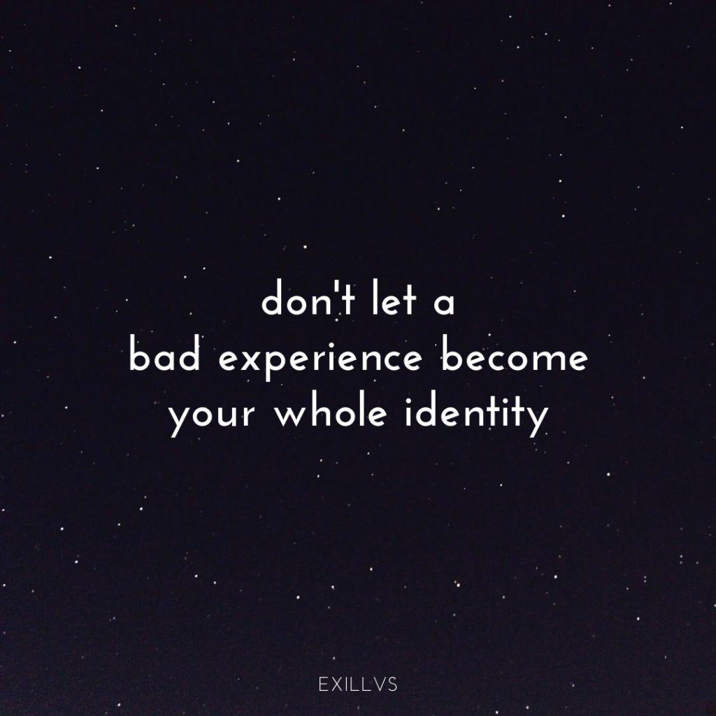 Spiritual Quote Your Identity